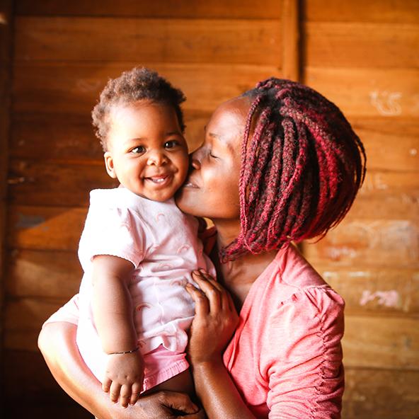 Moeders en babys compassioncadeaus