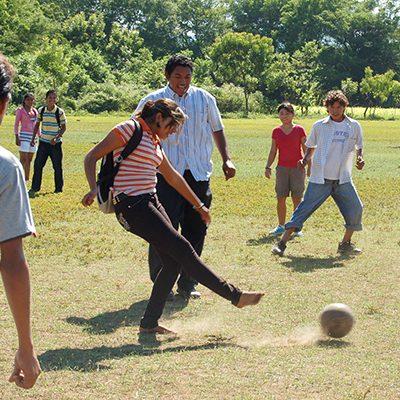 Sportkamp nicaragua