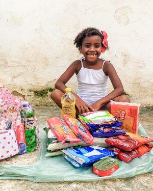 Voedselpakket compassioncadeaus